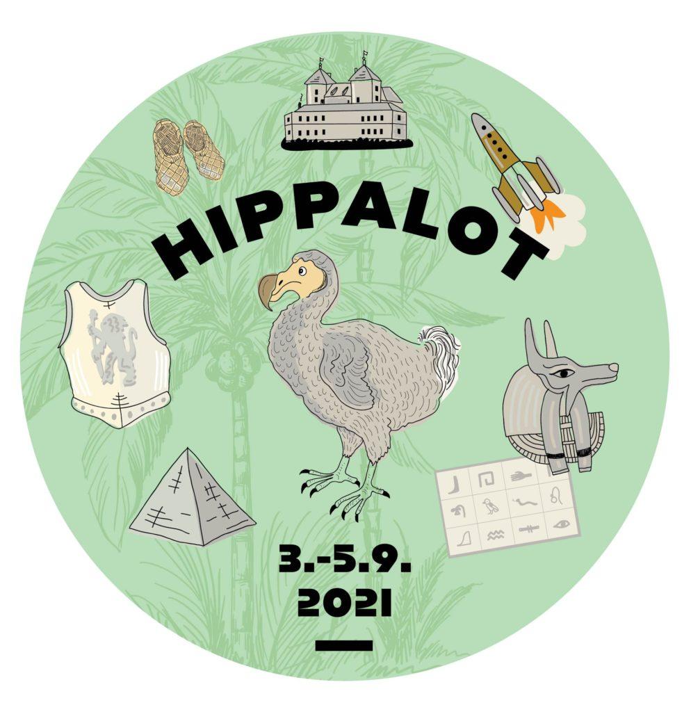 Hippalot -logo 2021.