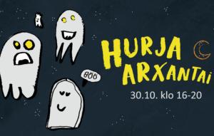 Hurja ARXantai kuvitus.
